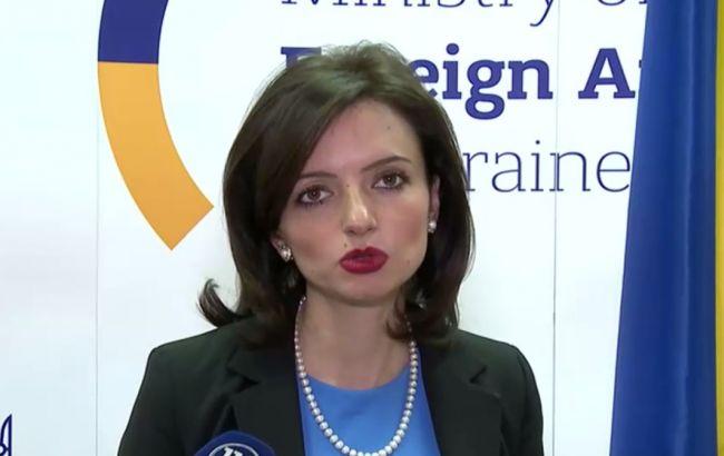 Фото: Беца повідомила про прийняття ПА ОБСЄ Підсумкової декларації