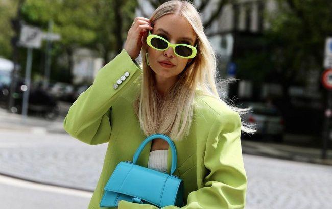 Подходит всем: стилист показала, с чем сочетать зеленый цвет летом 2021