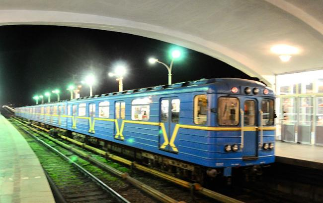 На День Киева в ночь с 30 на 31 мая метро будет работать на час дольше
