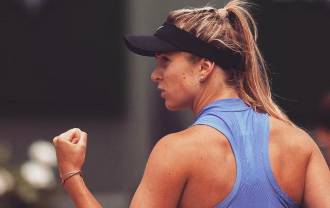 Українська тенісистка Еліна Світоліна продовжує свій успішний шлях на  турнірі Roland Garros. На цей раз вона обіграла польку Магду Лінетт 6  4 і  7  5. 5e40bba4a4ff0