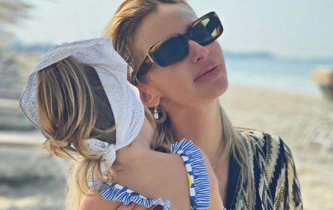 Моя сладкая девочка: Светлана Лобода показала редкие фото с Тильдой в честь ее 3-летия
