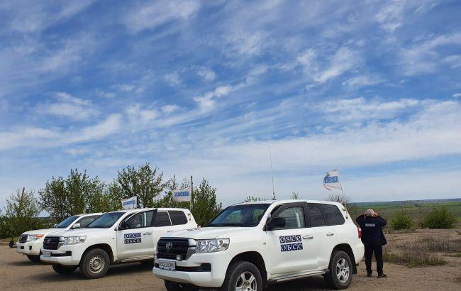 Боевики не пропускали ОБСЕ на Донбассе и глушили беспилотники