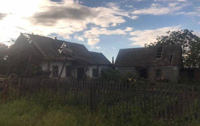 Поврежденные крыши и поломанные деревья: по Херсонской области пронесся торнадо