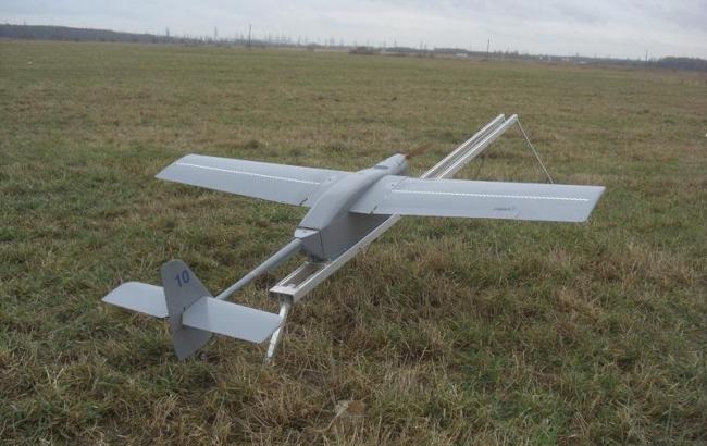 Украинские военные сбили «летающий объект» из РФ