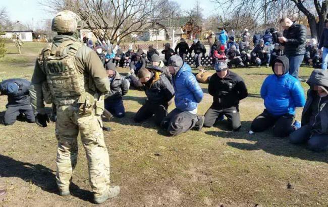 Луценко розповів подробиці справи про незаконне утримання і катування 200 осіб