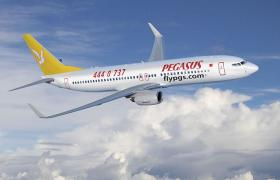 Фото: самолет Pegasus