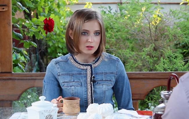 В сети появилось видео о том, как экс-прокурор Крыма Поклонская строила карьеру
