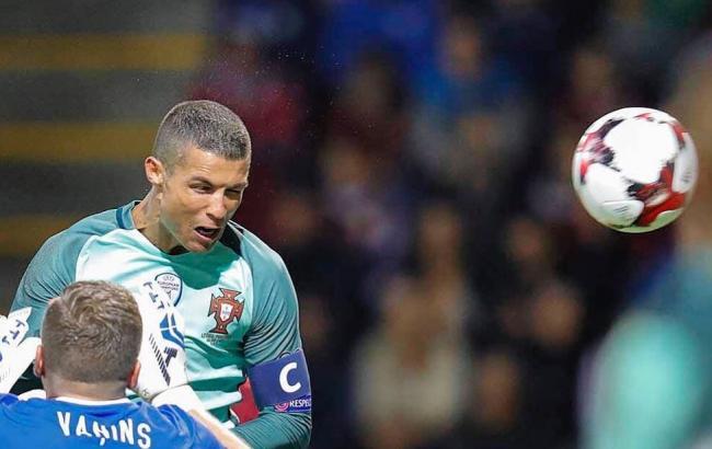 Прокуратура Іспанії порушила справу проти Роналду