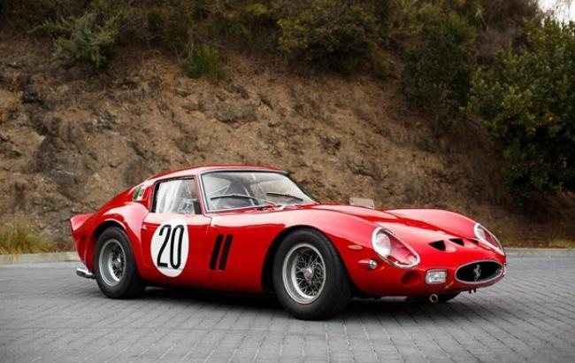 Фото: Ferrari 250 GTO (fakty.ictv.ua)