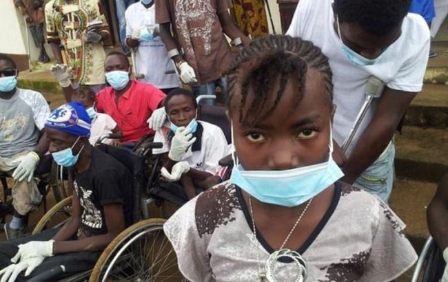 Фото: в Сьерра-Леоне зафиксирован новый случай заражения вирусом Эбола