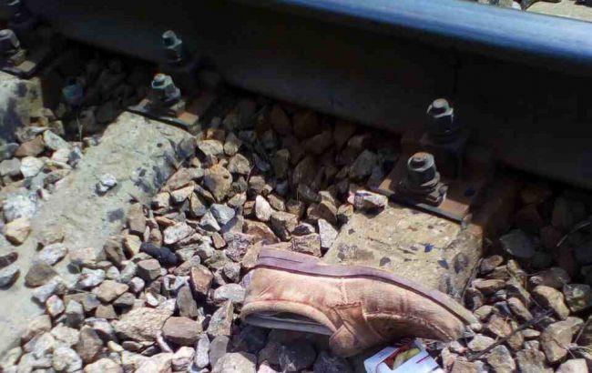 У Харківській області поїзд смертельно травмував чоловіка