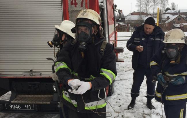 Фото: спасатели ГСЧС