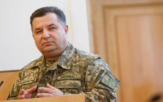 Фото: Степан Полторак відреагував на публікації ЗМІ щодо Чернігівського ОВК