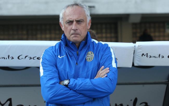 Мандорлини сменил Юрича напосту основного тренера «Дженоа»