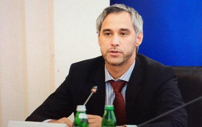 Фото: Руслан Рябошапка доложил ситуацию по внедрению е-декларирования