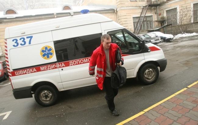 Фото: Скорая помощь (Korrespondent.net)