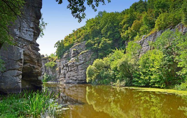 """Украинская """"Швейцария"""": почему стоит посетить Букский каньон"""