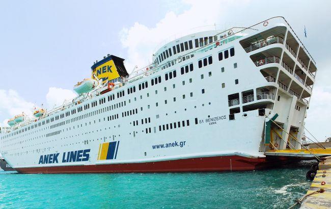 В Греции выявили коронавирус на лайнере с украинцами на борту