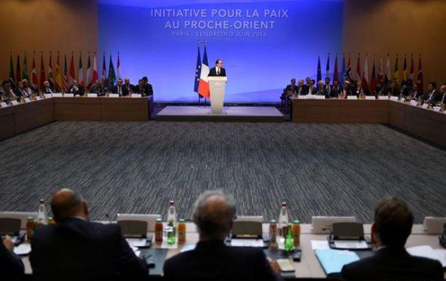 Париж непрельстил Нетаньяху иАббаса