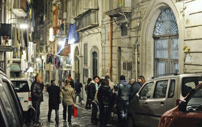 Фото: на українців напали в різних місцях Неаполя