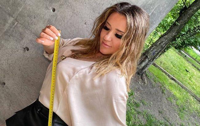 Наталія Могилевська пообіцяла поголитися налисо, якщо програє парі