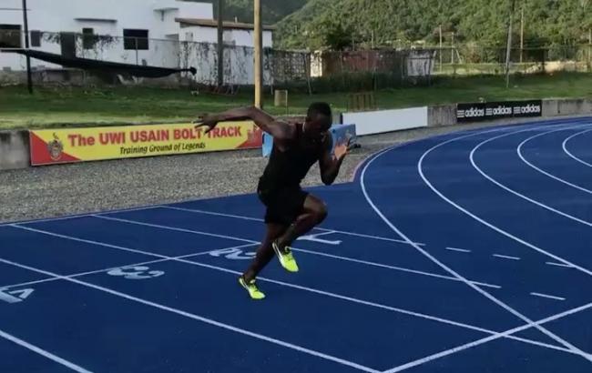 Легендарный ямайский спринтер Усэйн Болт уходит вфутбол