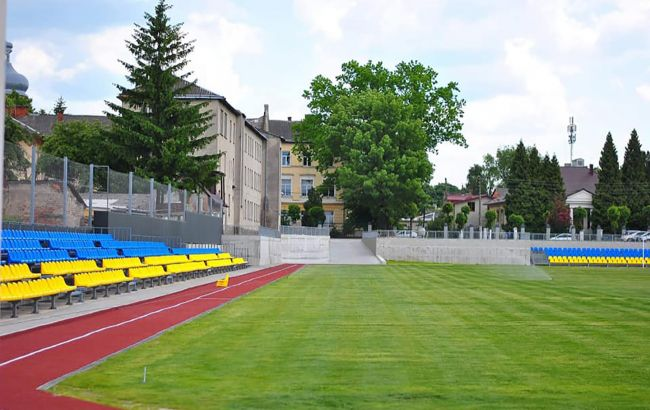 У Львівській області готовий до відкриття стадіон Броварського після реконструкції