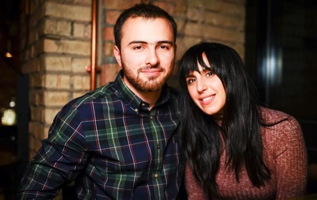 Фото: Джамала и ее жених (JetSetter.ua)