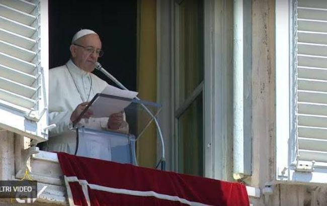 Фото: Папа Римський Франциск (facebook.com/emb.va)