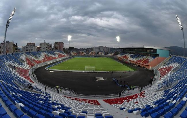 """Фото: стадіон """"Лоро Боричів"""" (ffu.org.ua)"""
