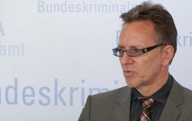 Фото: президент Федерального управления уголовной полиции Хольгер Мюнх