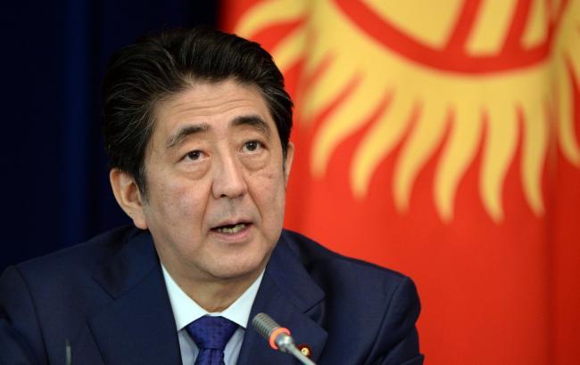 Санкції проти РФ не можуть бути зняті до виконання мінських домовленостей, - прем'єр Японії