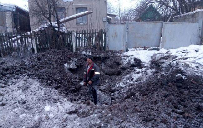 """Обстріл Авдіївки: бойовики застосували """"Гради"""" і намагалися штурмувати позиції сил АТО"""