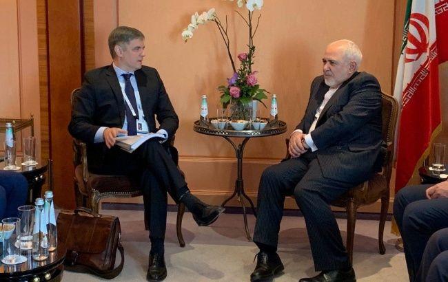 Украина и Иран обсудили сотрудничество в рамках расследования катастрофы МАУ