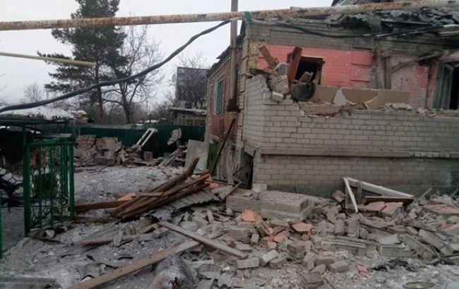 Фото: ситуация в Авдеевке