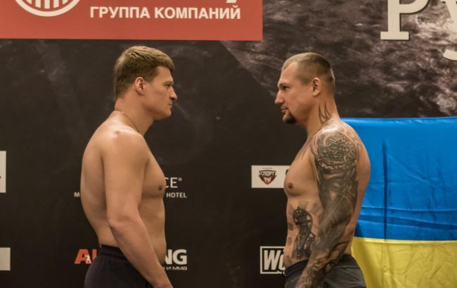 Фото: Повєткін - Руденко