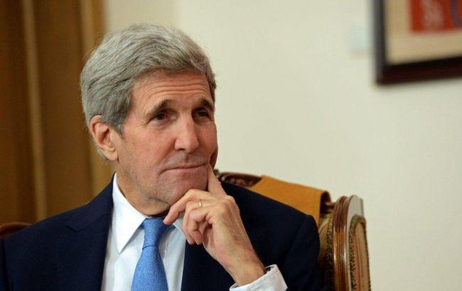 Фото: план Керри был осужден чиновниками из американской разведки и Пентагона