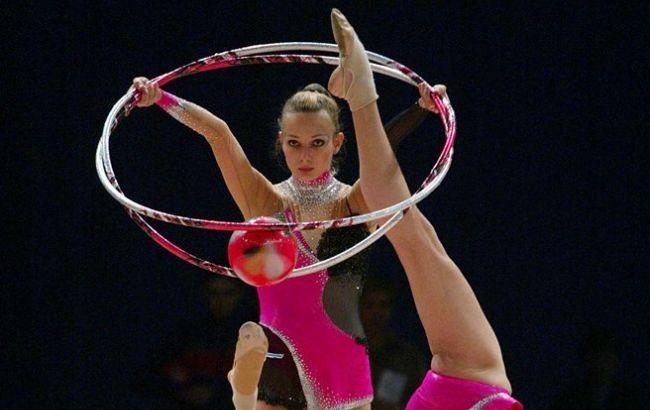 Фото: художні гімнастки (facebook.com/UEGymnastics)