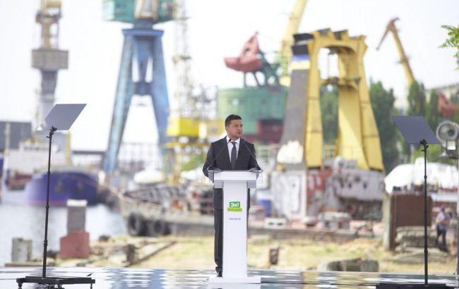 """""""Велике будівництво"""": журналісти назвали 10 пунктів, які об'єднують програми Зеленського і Байдена"""
