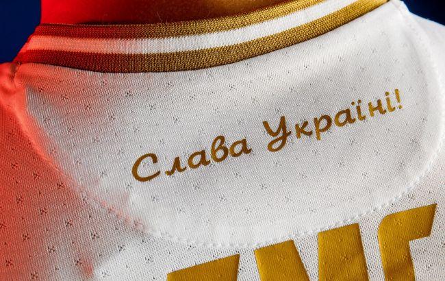 Российский футбольный союз обратился в УЕФА из-за формы сборной Украины