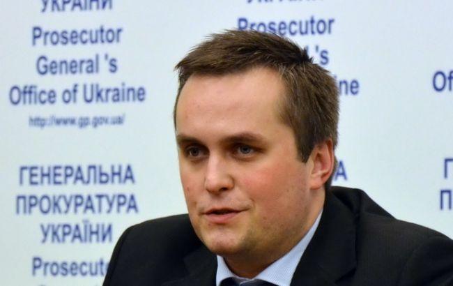 Фото: глава Специализированной антикоррупционной прокуратуры Назар Холодницкий