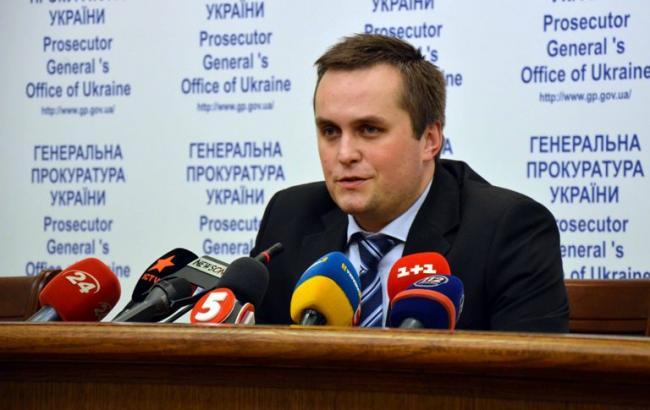 Холодницкий планирует завершить расследование по делу Насирова в мае