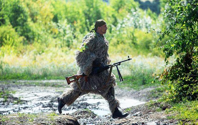Фото: силы АТО (mil.gov.ua)