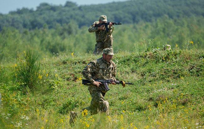 Штаб: Захватили оружие сепаратистов наЛуганщине