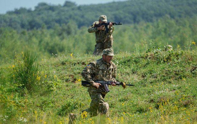 Ситуація вАТО загострилася: є поранений серед українських військових