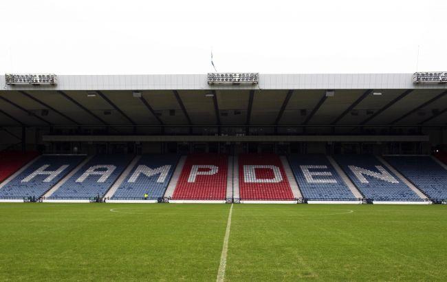 Чемпіонат Шотландії з футболу завершили достроково через коронавірус