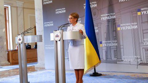 Юлия Тимошенко - Власть заблокировала референдум, но Батькивщина будет  обжаловать решение в суде | РБК Украина