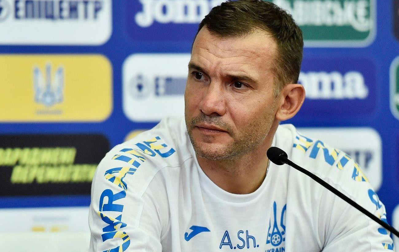 Шевченко об игре сборной Украины на Евро-2020: Команда хорошо себя проявила
