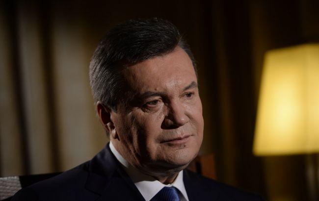 Янукович садвокатами приняли решение судиться против Украины вЕСПЧ