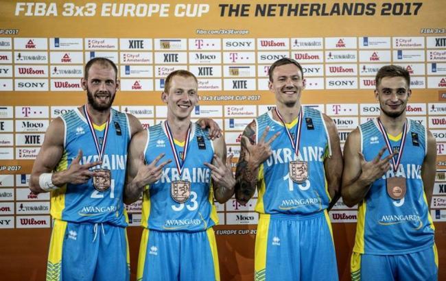 Фото: Мужская сборная Украины по баскетболу (facebook.com/UkrBasket)